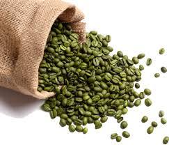 kapsułki zielonej kawy